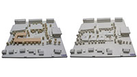 Architektenwettbewerb mit zwei Preisträgern - 12-Millionen-Schul-Projekt in Rastatt