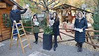 """Weihnachtliche Signale von der Geroldsauer Mühle – United Charity und Baden-Badener """"Ladies"""" machen mit"""