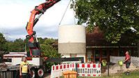 """Pellet-Feuerungsanlage für Kindergarten """"Schwalbennest"""" in Müllhofen"""