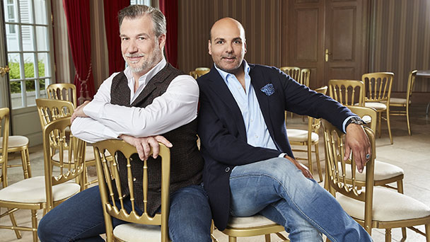 """Baden-Badener Duo sagt """"bye-bye"""" – Marc Marshall und Jay Alexander gehen auseinander – Letzte Tournee"""