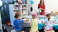 Endlich Ferien und dennoch Workshop-Zeit – Museum LA8 lädt Kinder ein, kreativ zu sein
