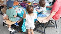 Immer noch Ferien – Wilde Badebilder im Museum LA8 – Workshop für die ganze Familien