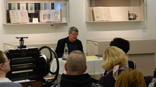 Frankenstein im Museum LA8 – Schaurige Lesung mit Nadine Kettler und Udo Barth