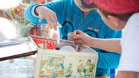 Morgen Kinderzeit im Museum LA8 – Museumspädagogin gestaltet mit Kindern ab sechs Jahren eigene Schatzkisten – Bitte um vorherige Anmeldung