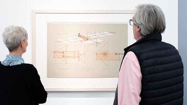 """""""Samstags in den Lüften""""  –  Vortrag von Kurator Philipp Kuhn im Museum LA8"""