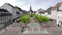 """Rastatter Kaiserstraße soll schöner werden - """"Eines der spannendsten Innenstadtprojekte der vergangenen Jahre"""""""