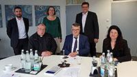 Stadt Bühl kauft einen Kindergarten – Kirchengemeinde verabschiedet sich von Kindergartengebäude – OB Schnurr prüft Abriss