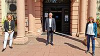 Personalie im Rathaus Rastatt – Alexandra Kiefer neue OB-Referentin