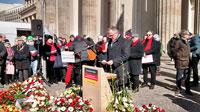 Preußische Soldaten eröffneten das Feuer gegen badische Revolutionäre – An den 18. März vor 173 Jahren erinnert die Stadt Rastatt