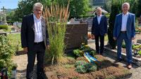 Bühl gedenkt Ehrenbürger Otto Stemmler – Verdienste um Erforschung der Geschichte von Neusatz
