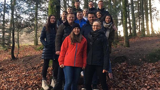 20 Baden-Badener Jugendliche planten Events für ür 2019 – Klausur von JuBa e.V und Jugendforum auf der Bernhardushütte