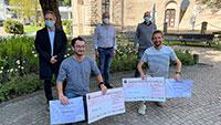 Zwei Olympia-Hoffnungen aus Baden-Baden – SCL-Heel-Vorstand Bernd Hefter erinnert an Olympia-Siegerin von 1928