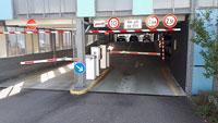 Kostenfrei Parken in Gaggenau nach Aufbruch des Kassenautomaten