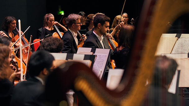 Erholung vom Pop-Spektakel – Musikalische Nachmittage mit kostenloser Philharmonie Baden-Baden