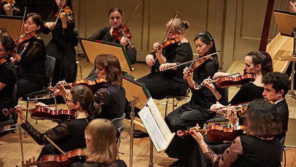 Kostenfreies Nachmittagskonzert der Philharmonie Baden-Baden – Französische Meister im Weinbrennersaal