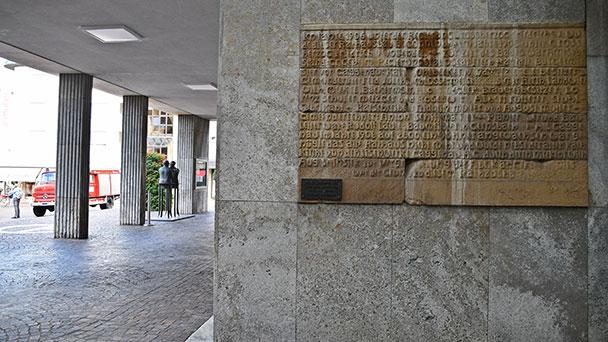 Gaggenau gedenkt den Opfern der Fliegerangriffe des Zweiten Weltkriegs – Gedenkgottesdienst am 10. September