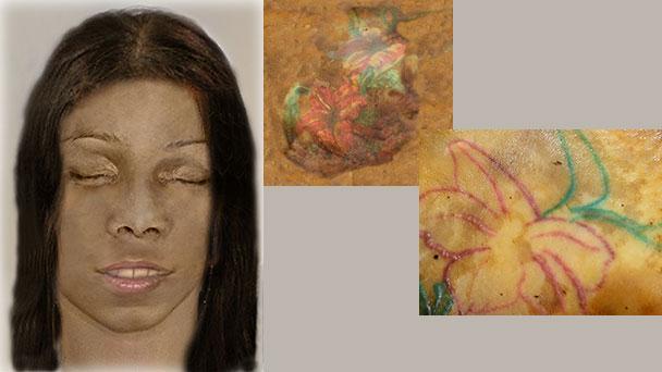 Verbrannter Leichnam am Kniebis – Polizei veröffentlicht Tattoo-Fotos – Phantombild konnte bisher nicht weiterhelfen