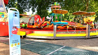 Jahrmarkt-Fans können sich freuen – Pop-up-Freizeitpark in Rastatt öffnet