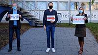 Neuer Name für Hochschul-Projekt in Baden-Baden – Aus hwtk wird VICTORIA Hochschule