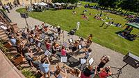Klassikpicknick vor Schloss Rotenfels – Abwechslungsreiches Programm der Musikschule