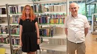 Glückliche Larissa Kurti – RWG-Schülerin gewinnt Schüler-Literaturpreis
