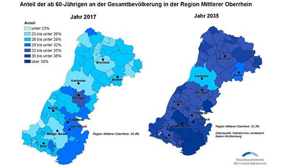"""Auch Regionalverband blickt nach Baden-Baden – """"Der hohe Anteil der mindestens 60-Jährigen von 33 Prozent steigt  auf 40 Prozent"""""""