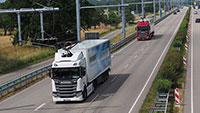 Oberleitungs-Lastwagen im Murgtal – Spektakuläres Pilot-Projekt – Erinnerung an Oberleitungsbusse in Baden-Baden