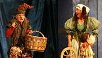 Kinderfiguren erobern die Bürgerhaus-Bühne – Bekannte Gesichter von Bibi Blocksberg, Rumpelstilzchen bis Pumuckl