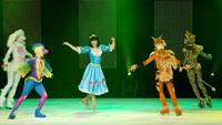 "Russian Circus on Ice gastiert in Baden-Baden – ""Schneewittchen"" im Kurhaus"