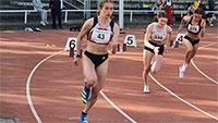 Baden-Badener Leichtathleten knapp am Finale vorbei – Jugendmeisterschaften in Rostock
