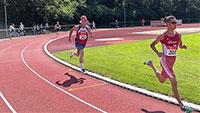 Unermüdliche SCL-Heel-Athleten – Marcus Siegle kurzzeitig Platz 1 der deutschen Bestenliste