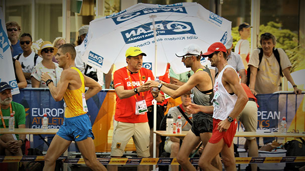Ein bisschen Olympia-Fieber auch in Baden-Baden – SCL-Heel Trainer Robert Ihly mit zwei Athleten in Tokio