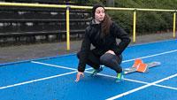 SCL Heel-Sprinterin Corinne Gibilisco hofft auf Europameisterschaft – U20 im Juli in Tallinn