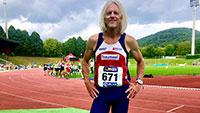 Baden-Badener im besten Alter knapp an Medaille vorbeigeschrammt – Marcus Siegele bei Deutschen Meisterschaften auf 4. Platz