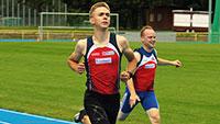 SCL Heel bilanziert ein starkes Jahr - Justus Baumgarten deutsche U23-Hallenvizemeister über 400 Meter