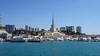 """Bürgerreise an die """"russische Riviera"""" nach Sotschi - Auch ein Schlenker nach Moskau ist möglich"""