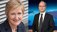 Nachfolge für SWR-Intendanten Peter Boudgoust – Nur noch Stefanie Schneider und Kai Gniffke im Rennen