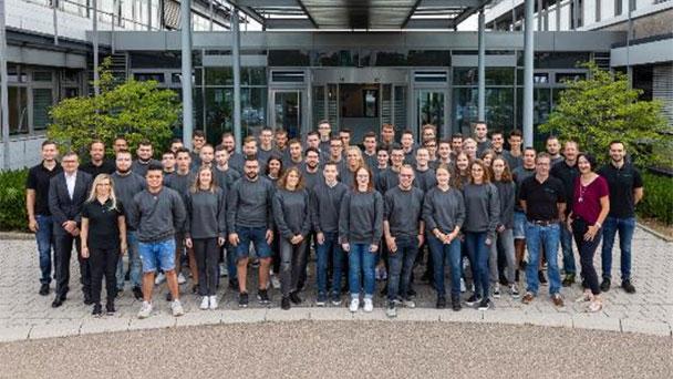 Automobilzulieferer Schaeffler ein Segen für Bühl – 56 Auszubildende starten ins Berufsleben