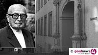 """Folge 8 der goodnews4-Serie """"Ära Schlapper"""" – Protokoll der Baden-Badener Stadtratssitzung vom 6. Juni 1947 – """"Wunsch der Militärregierung, Merkurrestaurant wiederherzustellen"""""""
