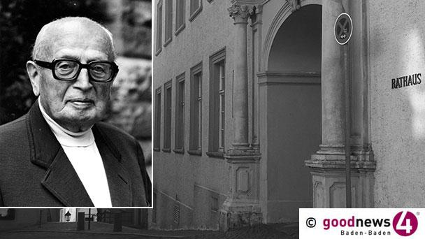 """Folge 11 der goodnews4-Serie """"Ära Schlapper"""" – Protokoll der Baden-Badener Stadtratssitzung vom 7. Oktober 1947 – """"Leichenausgrabungen"""" – """"Änderung der Ortslohnstaffel für Baden-Baden"""""""