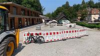 Rathaus Baden-Baden verliert Überblick über Baustellenflut – Stadtrat Werner Schmoll droht mit Stopp der Baustelle bei der Geroldsauer Mühle