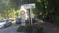 Neues Baden-Badener Verkehrs- und Parkleitsystem wird getestet – SPD-Stadtrat Schmoll kabbelt sich mit Bürgermeister Uhlig