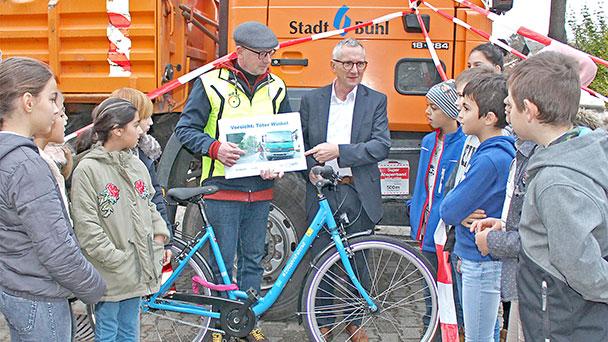 """Bühler Oberbürgermeister und die """"Radkultur-Kommune"""" – """"Mit dem Rad flexibel ans Ziel"""""""