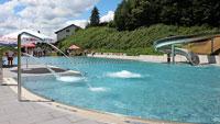Freibäder in Gaggenau öffnen für Mitglieder am Samstag – 500 Badegäste im Kuppelsteinbad und 250 im Bernsteinbad erlaubt