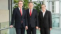 Lothar Volle wird neuer Vorstandsvorsitzender der Sparkasse Baden-Baden Gaggenau