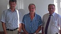Bürgermeister Ernst verabschiedete Ortschaftsrat Josef Huck– Nach 12 Jahren nicht mehr kandidiert