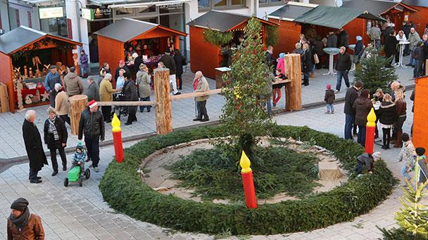 Aussteller Weihnachtsmarkt.Aussteller Für Sinzheimer Weihnachtsmarkt Gesucht