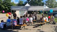 18. Geburtstag der Skateanlage am Philosophenweg – Stadtverwaltung prüft Sanierungswünsche von Nutzern