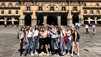 "Internationales Markgraf-Ludwig-Gymnasium – ""¡Adiós nuestros soles!"" – 12 Jahre Spanienaustausch mit Ávila"