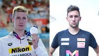 Auszeichnung von Niklas Kaul und Florian Wellbrock – Neue deutsche Sporthelden erhalten Bambi